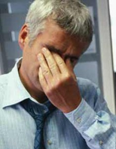 стресс одна из причин ухудшения зрения