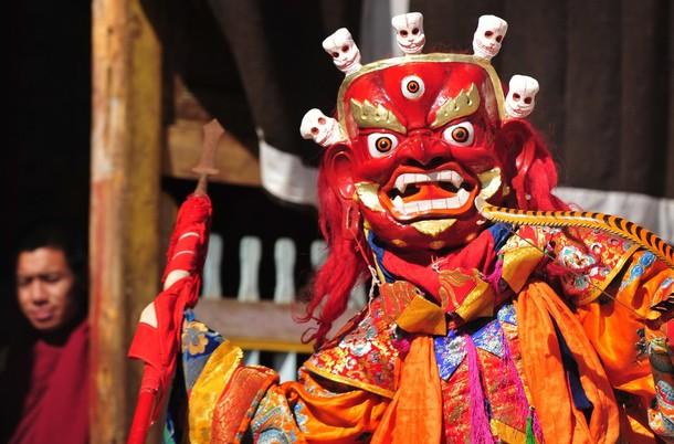 Фото «Ясные Сны Тибетских Магов»  экономичный Йога-тур в Гималаи Северной Индии.