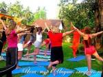 Йога-тур в Индию- 1