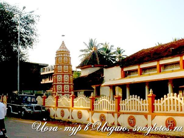 Фото Йога-тур в Индию. Фото-отчёт декабрь-2010