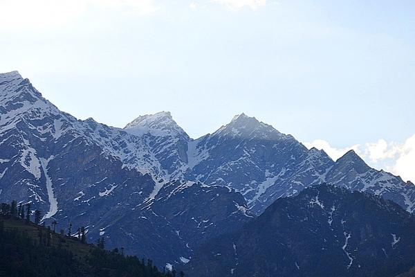 Фото Путевые заметки. Йога-тур в Гималаи. Белый Медведь в гостях у Шивы