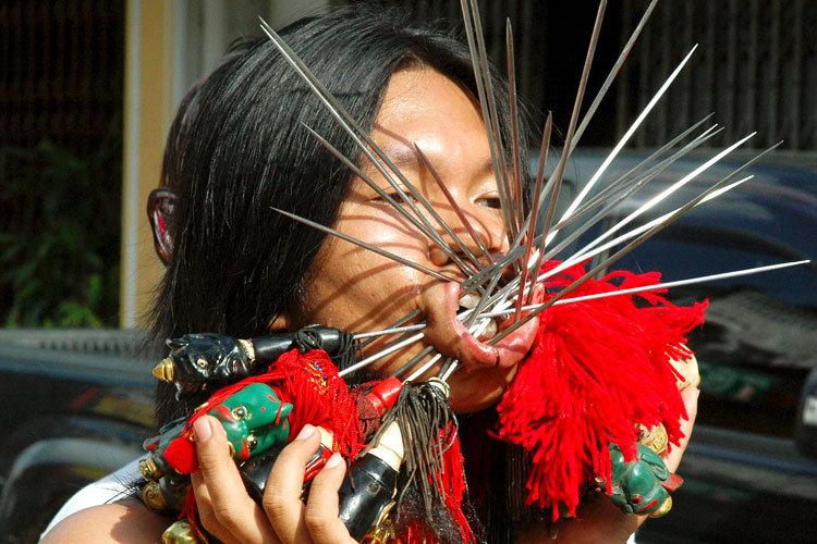 Фото Тайланд(Пхукет). Семинар «Шокирующая Азия  — Тапасья, Путь аскезы»