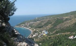 Йога-тур в Крым. Фото-отчёт июль-2010