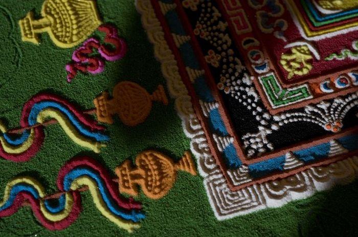Фото Путевые заметки. Малый Тибет (Ладакх). Практики Йоги Ясного Сна. Тханка Манла Будда медицины