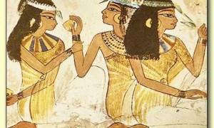 Парфюмеры Древнего Египта