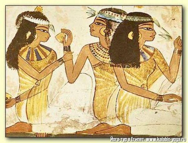 Фото Путевые заметки. Парфюмеры Древнего Египта