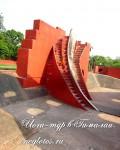 Йога-тур в Индию. Джантар Монтар- 1