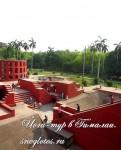 Йога-тур в Индию. Джантар Монтар- 3