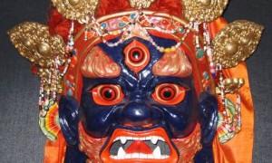 Путевые заметки. Малый Тибет (Ладакх). Практики Йоги Ясного Сна. Тханка Синий Махакала