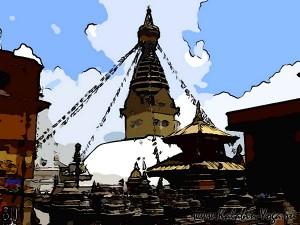Йога-тур в Гималаи. Отдых в Индии-12