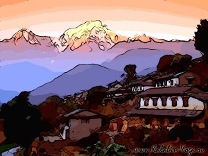 Йога-тур в Гималаи. Отдых в Индии-7
