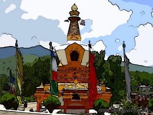 Йога-тур в Гималаи. Отдых в Индии-8