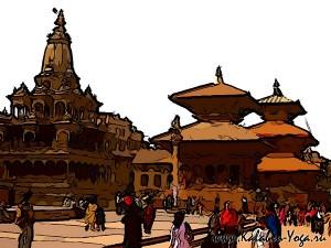 Йога-тур в Гималаи. Отдых в Индии-9
