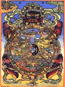 Хатха-Йога для начинающих. Йога-туры. Буддизм-1