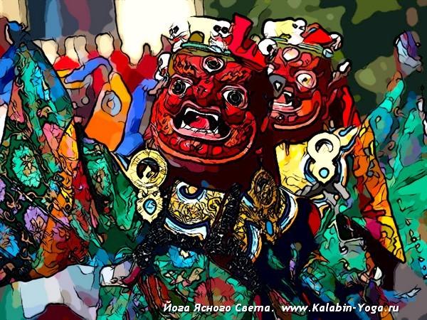Фото Для чего Йогу нужен Будда Амитабха