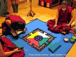 Хатха-Йога для начинающих. Йога-туры. Буддизм-4