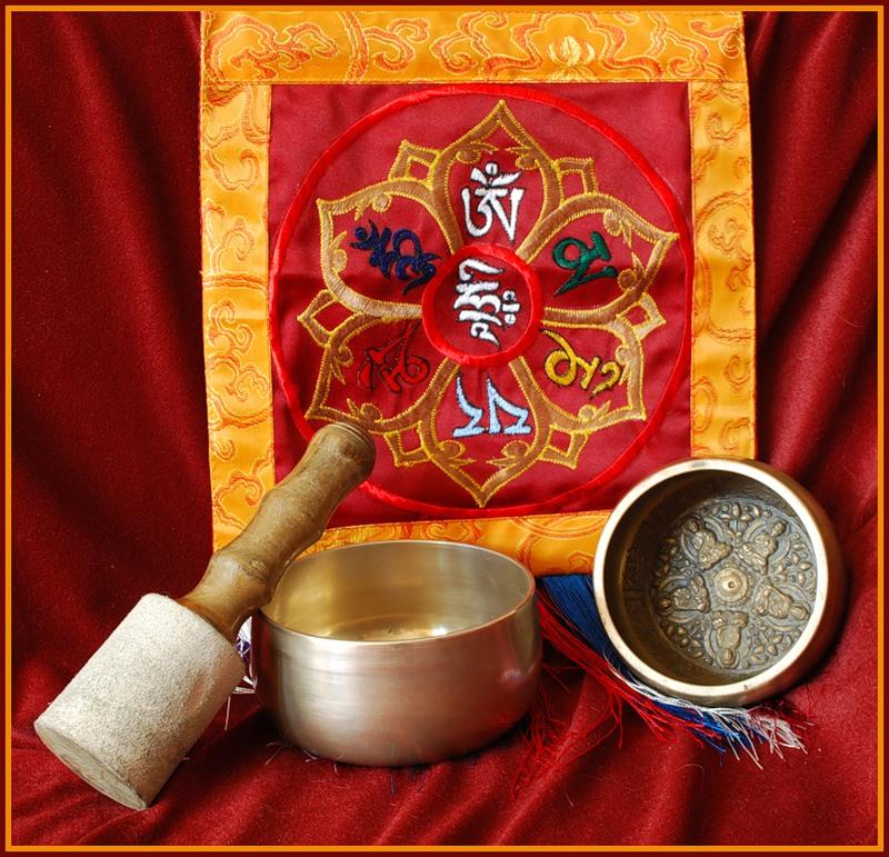 Фото Мир Целительных Звуков. Поющая Тибетская Чаша Ом