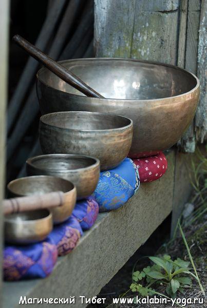 Фото «Магические силы Танка и Тибетских чаш»