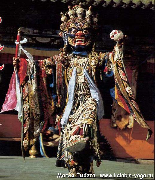 Йога в Тибете. Йога-туры-3