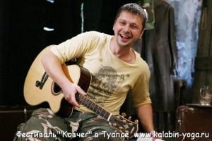 """Фестиваль """"Ковчег""""-2012 в Туапсе. Илья Чёрт"""
