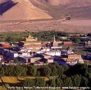 Йога-тур в Непал. Тибетский буддизм. Хатха-Йога для начинающих-4