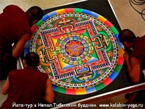 Йога-тур в Непал. Тибетский буддизм. Хатха-Йога для начинающих-2