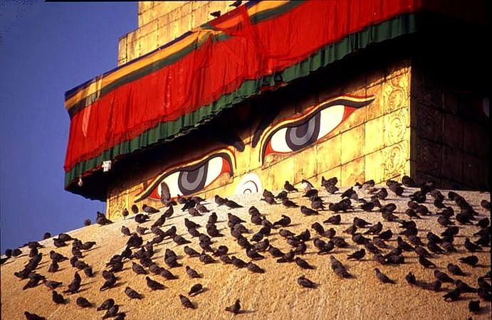 Фото Путевые заметки. Боднатх. Самая большая ступа в Мире