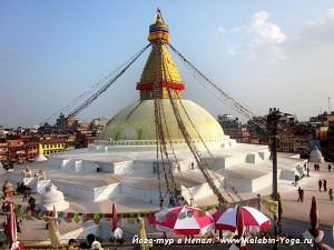 Йога-тур в Непал.Хатха-йога для начинающих-1