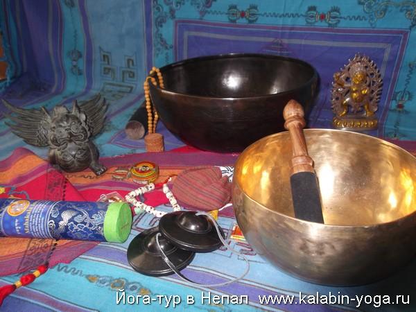 Фото Тайна Тибетских поющих чаш