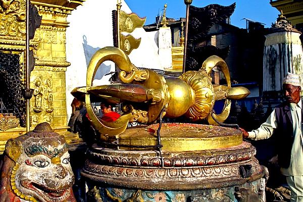 Фото Путевые заметки. Танка в Буддийских храмах