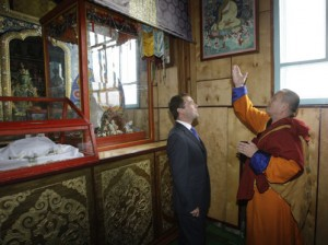 Танка Белая Тара. Йога-тур в Непал