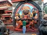 Йога-тур в Гималаи. Бхайрава. Тибетский Буддизм