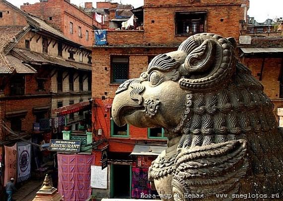 Фото Путевые заметки. Бхактапур (Непал) — город мастеров, город сказок, город святых