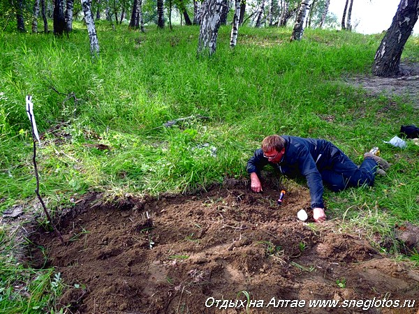 Тренинги и отдых в Горном Алтае-1