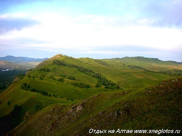 Тренинги и отдых в Горном Алтае-9