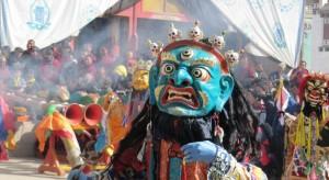 Тибетские поющие чаши. Обучение. Танец Чам