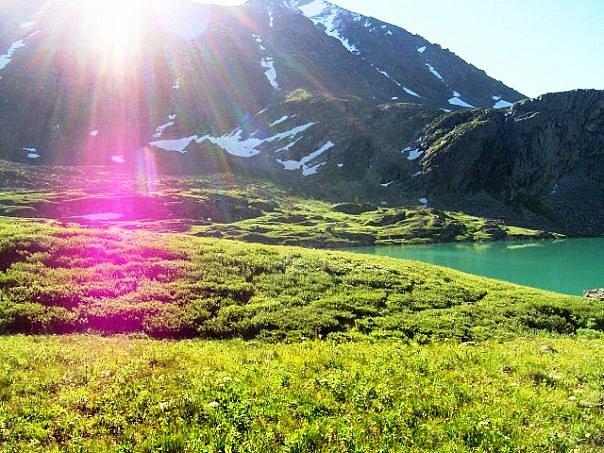 Фото «Энергия» Пяти Стихий на Алтае с 25 по 30 августа