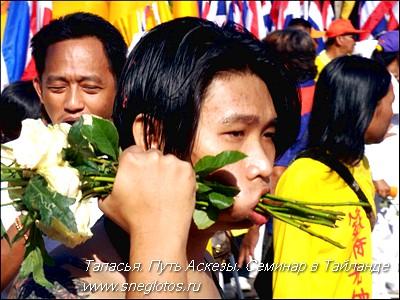 Фестиваль Вегетарианцев. Тур в Тайланд-19