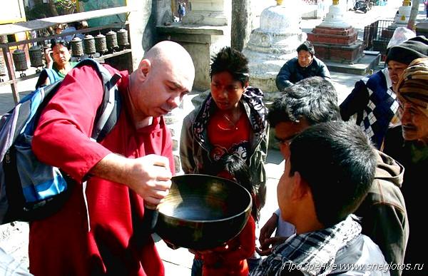 Поющие Тибетские Чаши. Тренинги Евгения Слогодского