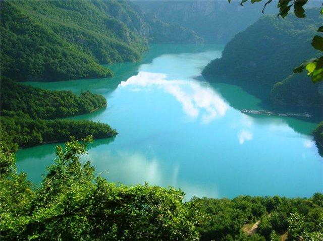 Фото Антистрессовая программа «Горное озеро»