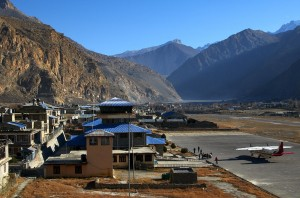 Джомсом. Йога-тур в Непал