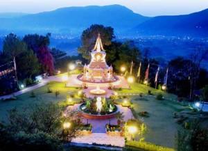 Йога-тур в Непал. Монастырь копан