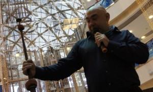 Фото-отчёт нашего выступления на Зимней Арене Aeternum - 2013