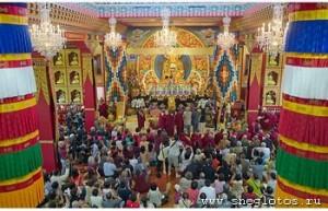 Монастырь Трангу Ринпоче. Йога-тур в Непал