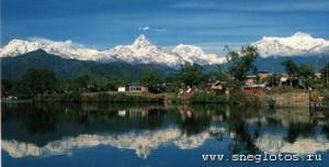 Покхара. Йога-тур в Непал