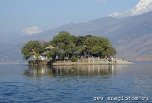 Йога-тур в Гималаи. Покхара