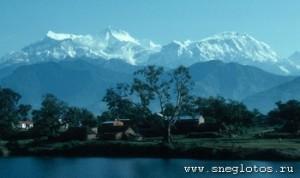Саранкот. Йога-тур в Непал