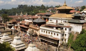 Видео-отчёт-3, май, 2012. Непал. Пашупатинатх