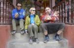 Йога-тур в Мустанг-20
