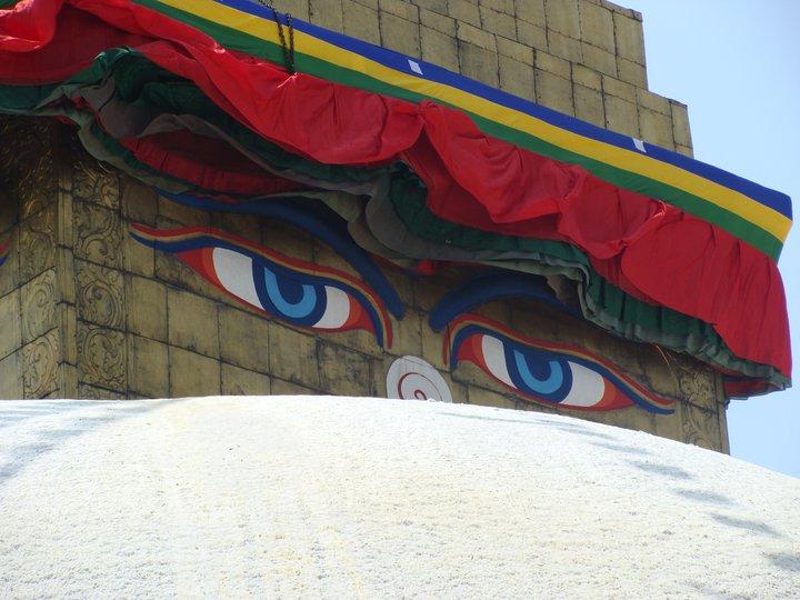 Фото Видео-отчёт-2, май, 2012. Непал. Ступа Сваямбуднатх